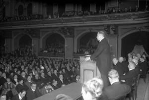 Dr. Karl Jarres, Wahlkampf für die ReichspräsidentenwahlBundesarchiv, Bild 102-01179 / CC-BY-SA