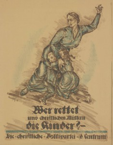 Zentrum, Reichstagswahl 1919, Konrad-Adenauer-Stiftung, KAS/ACDP 10-043 : 15 CC-BY-SA 3.0 DE