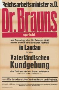 Zentrum, Reichstagswahl 1933, Konrad-Adenauer-Stiftung, KAS/ACDP 10-043:29 CC-BY-SA 3.0 DE