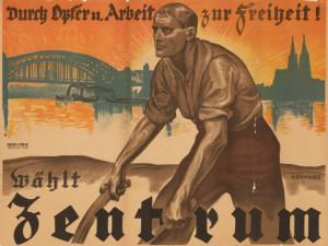 Zentrum, Reichstagswahl 1924, Konrad-Adenauer-Stiftung, KAS/ACDP 10-043:30 CC-BY-SA 3.0 DE
