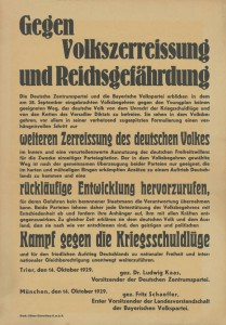 Zentrum / BVP, Young-Plan 1929, Konrad-Adenauer-Stiftung, KAS/ACDP 10-043 : 19 CC-BY-SA 3.0 DE