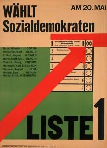 SPD, Reichstagswahl 1928