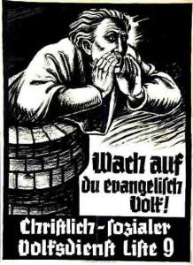 Christlich-Sozialer Volksdienst, 1932