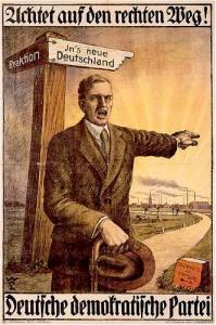 DDP, Wahl zur verfassungsgebenden Nationalversammlung 1919