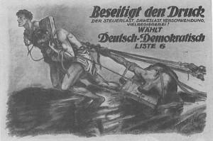 DDP, Reichstagswahl 1928