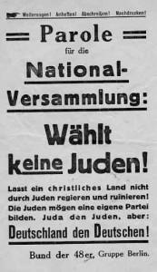 Wahl zur verfassunggebenden Nationalversammlung 1919