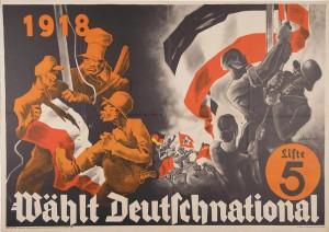 DNVP, Reichstagswahl 1932