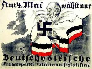 Deutschvölkische Freiheitspartei, Reichstagswahl 1924