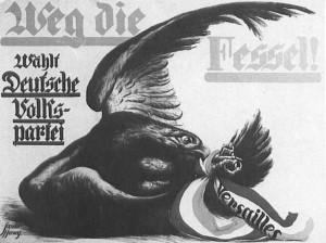 Deutsche Volkspartei, Reichstagswahl wahrscheinlich 1924