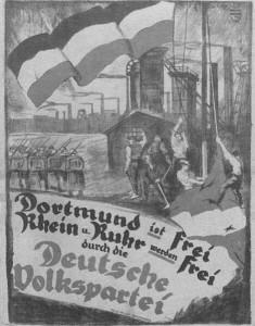 Deutsche Volkspartei, Reichstagswahl 1924