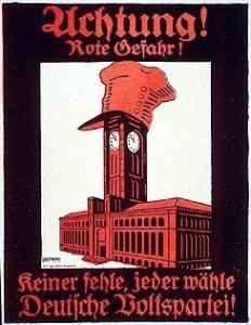 Deutsche Volkspartei, Reichstagswahl 1928