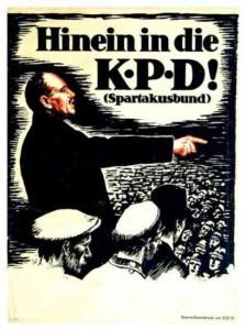 KPD, Reichstagswahl 1920
