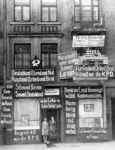 KPD, 1931, Hamburg