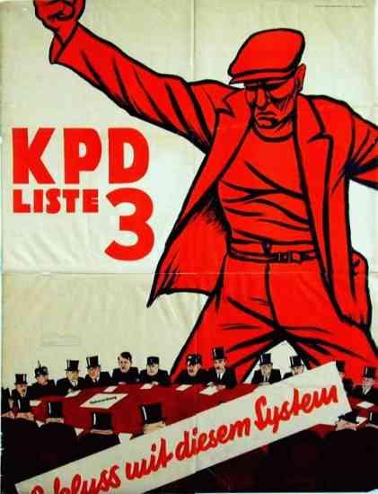 KPD, Reichstagswahl 1932