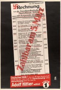NSDAP, Reichstagswahl März 1933
