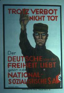 NSDAP, Reichstagswahl 1924