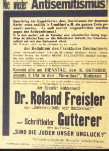 NSDAP, 1928, Hessen