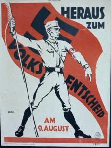 NSDAP, Volksentscheid gegen den Young-Plan, Preußen 1929