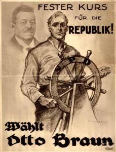 SPD, Reichspräsidentenwahl 1925