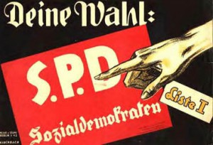 SPD, Reichstagswahl 1920