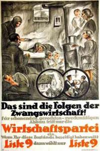 Wirtschaftspartei, Reichstagswahl 1924