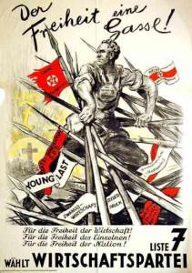 Wirtschaftspartei, Reichstagswahl 1930