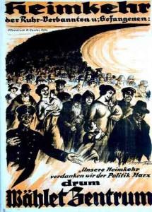 Zentrumspartei, Reichstagswahl 1924