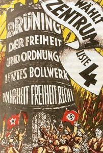 Zentrumspartei, Reichstagswahl 1932 (Juli)