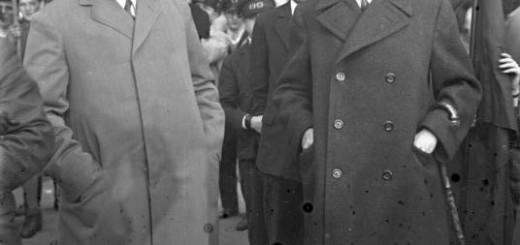 Otto Braun (links) mit Rudolf Breitscheid, Preußenwahl 1932Bundesarchiv, Bild 102-13412 / CC-BY-SA