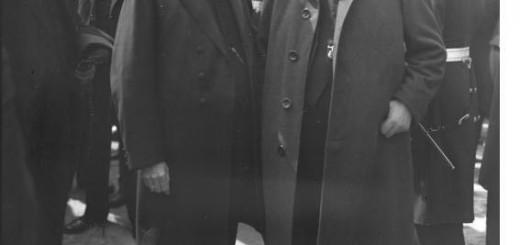 Gustav Noske (rechts) mit Wilhelm Groener, 1930Bundesarchiv, Bild 102-10882 / CC-BY-SA 3.0