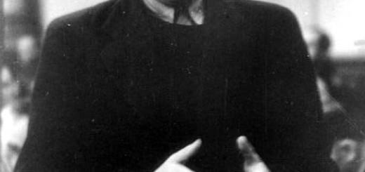 Julius Leber im Volksgerichtshof 1944 Bundesarchiv, Bild 151-50-45A / CC-BY-SA 3.0
