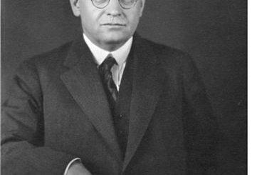 Reichskanzler Hans Luther (ca. 1925)